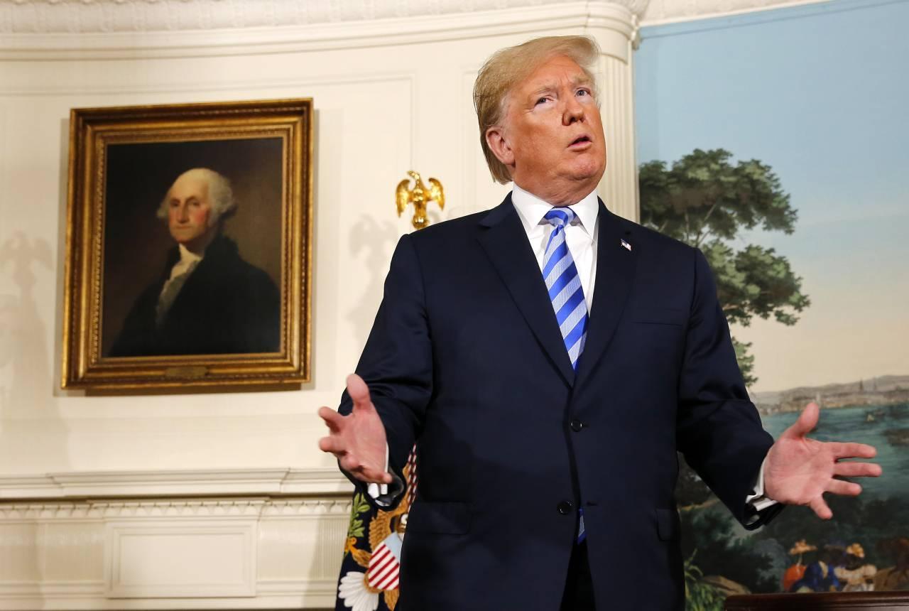 Трамп рассчитывает на«хорошую сделку» сИраном