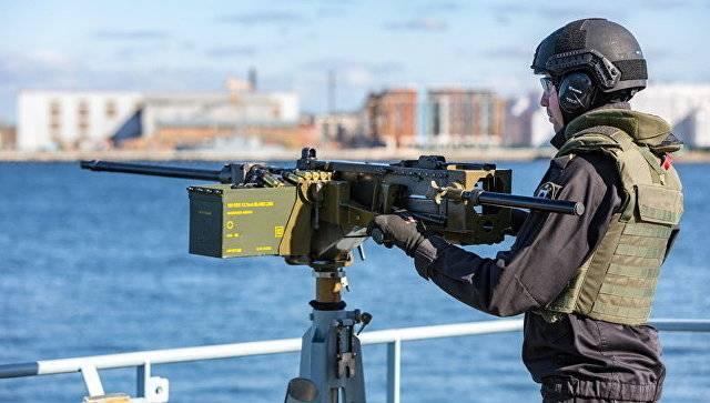 """Dimostrazione di """"forte cooperazione"""": le navi NATO sono arrivate a Tallinn"""