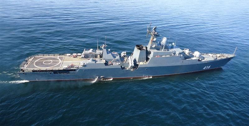 """Vuoi """"Ghepardi""""? L'India ha mostrato interesse per le motovedette russe del Progetto 11661"""