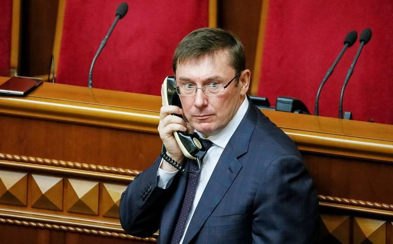 """Er kannte die Obersten im Gesicht ... Lutsenko warf den """"russischen Obersten"""" vor, Savchenko zu helfen"""