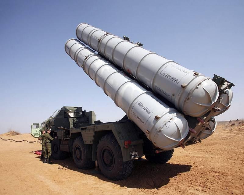 Israel begrüßte die Weigerung Moskaus, C-300 nach Syrien zu liefern