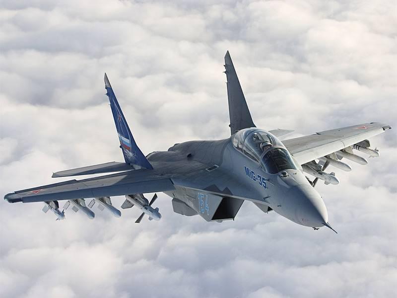 Dal MiG-29 al MiG-35. Swifts Air Group riceverà gli ultimi caccia