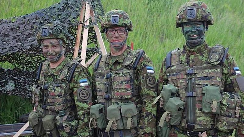 我们可以抵抗任何威胁。 爱沙尼亚国防部长参加刺猬演习