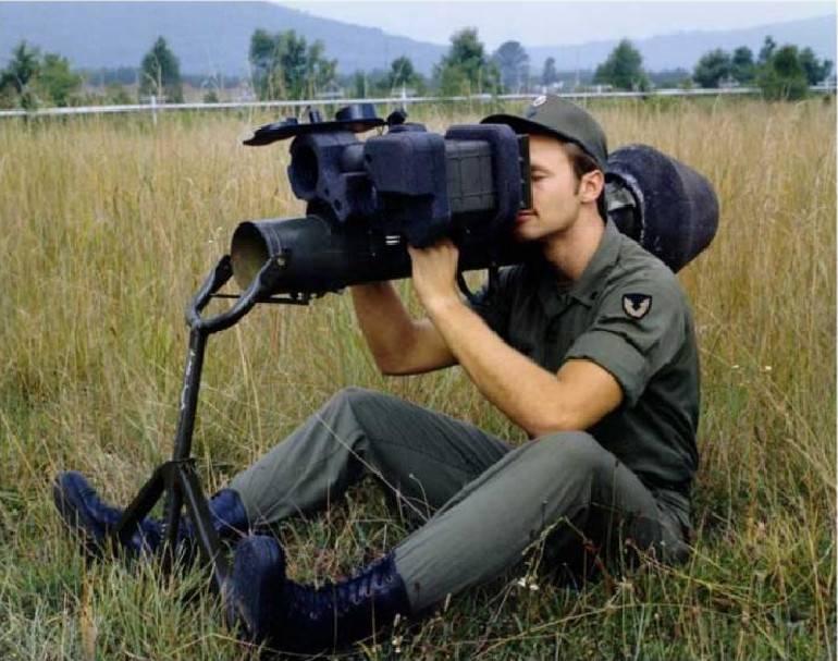 Противотанковые средства американской пехоты (часть 3)