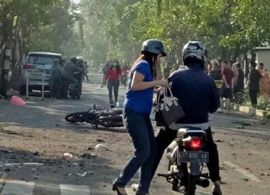 Attaque terroriste contre l'Indonésie. Cible - Églises chrétiennes