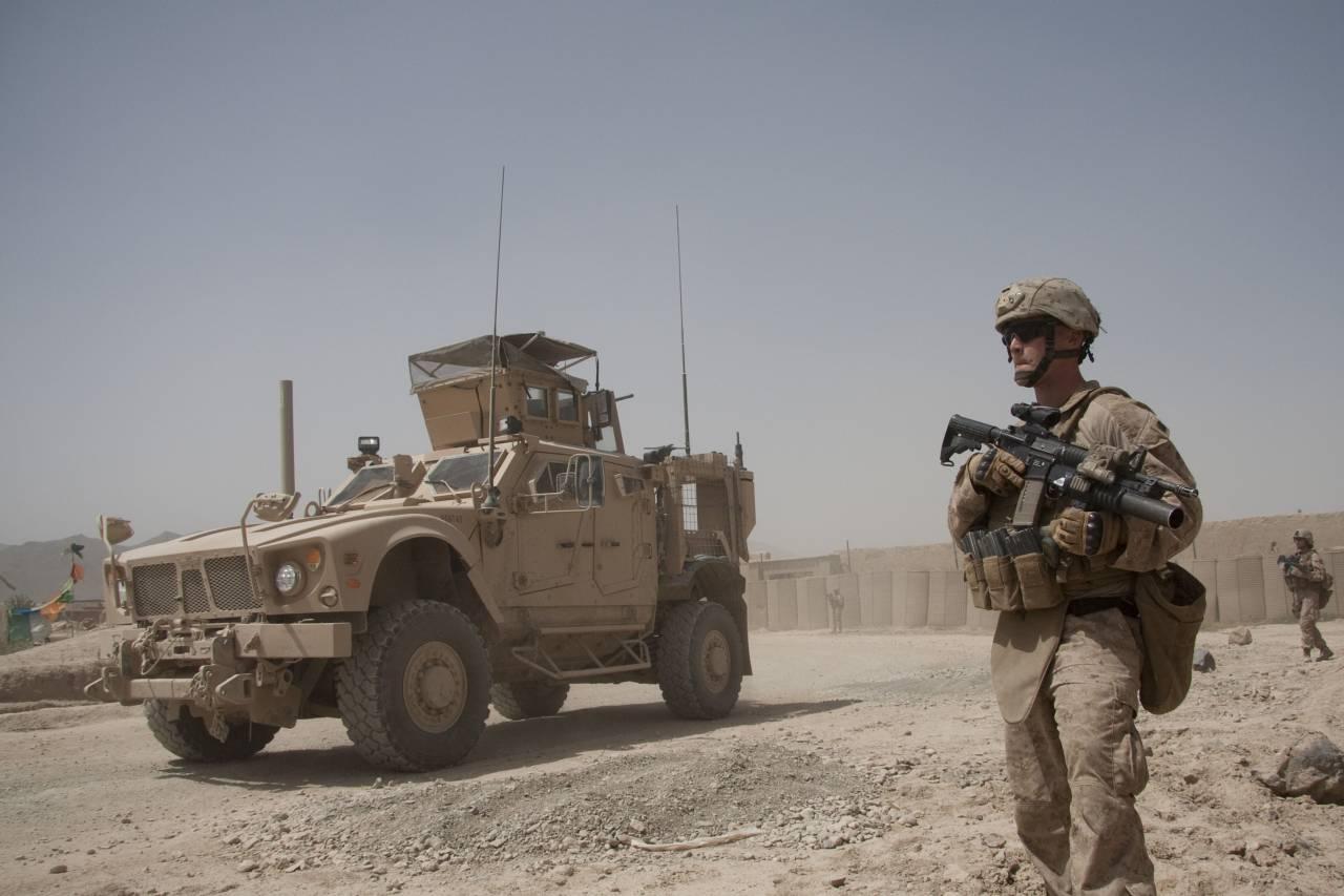 Вбелом доме опасаются, что Иран атакует базы США вСирии
