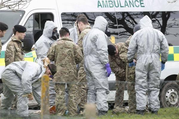MI5:ロシアはSkripale中毒に答えなければなりません