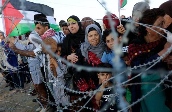 关于将大使馆转移到耶路撒冷的巴解组织:美国正在助长宗教战争