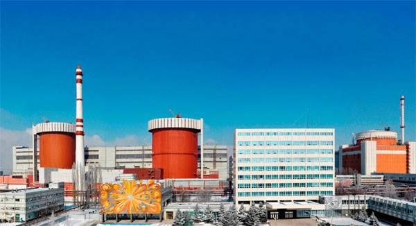 ロシアの専門家が南ウクライナ原子力発電所のチェルノブイリシナリオを阻止した