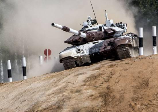 가장 강한 것을 드러내십시오. 탱크 바이애슬론, VBO 출시
