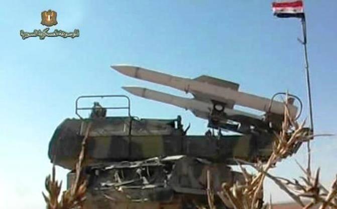 सीरिया में ब्यू-एमएक्सएनयूएमएक्सई और सी-एक्सएनयूएमएक्स वायु रक्षा प्रणालियों के विनाश का कोई सबूत नहीं है