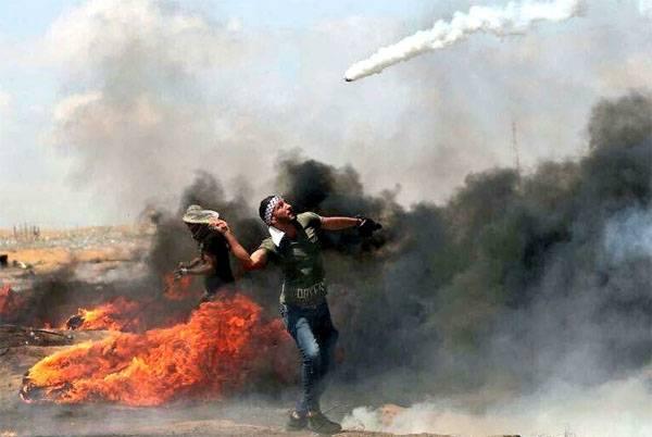 Кровавая драма на границе сектора Газа и Израиля. Жертв уже десятки