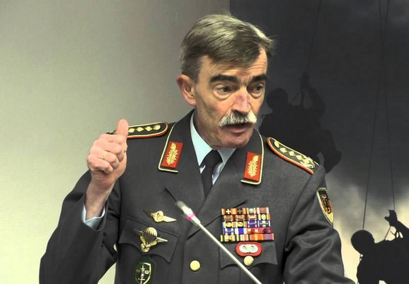 Não há óleo! General alemão descartou a tomada dos estados bálticos pela Rússia