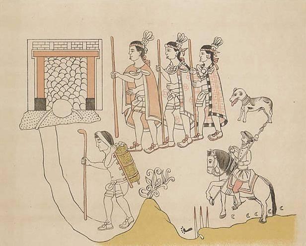 Конкистадоры против ацтеков (часть 2)
