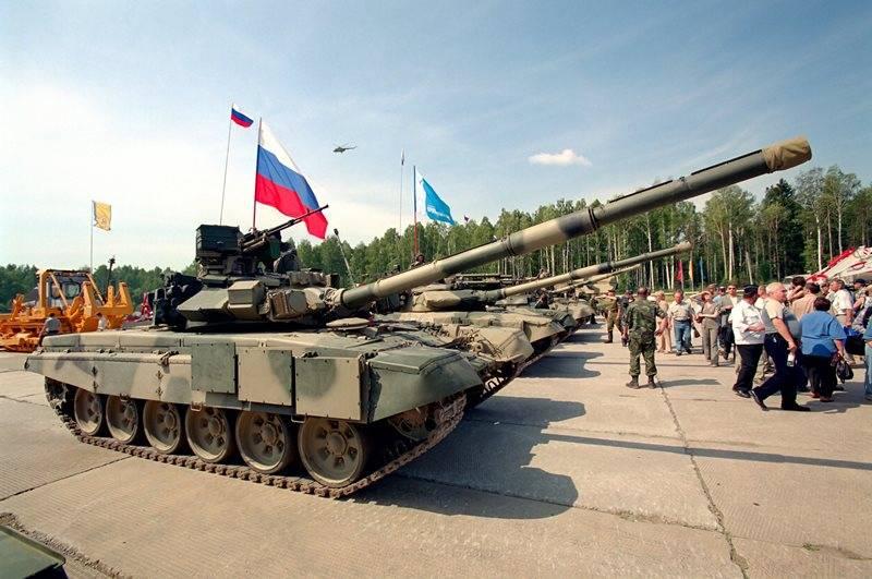 Penceresiz ... Nizhny Tagil'de silah sergileme problemleri hakkında