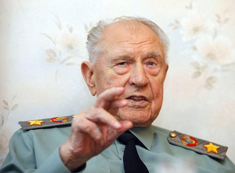 Coupable par contumace. La Lituanie a besoin de toute sa vie pour l'ancien ministre de la Défense de l'URSS, Yazov