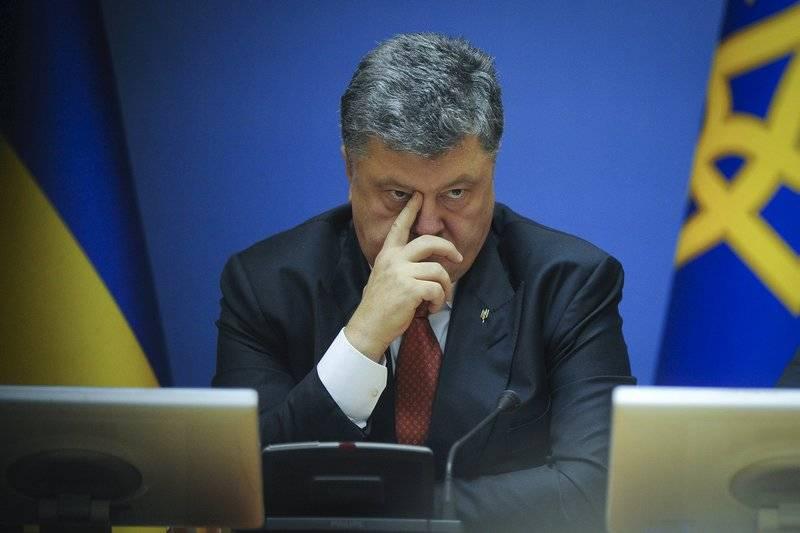 E então Petya sofreu ... Poroshenko agudamente reagiu à abertura da ponte da Criméia