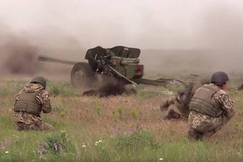 """가장 중요한 것은""""진실한""""보고서입니다. 우크라이나에서 옛 소련 총은 새로운 것으로 발행"""