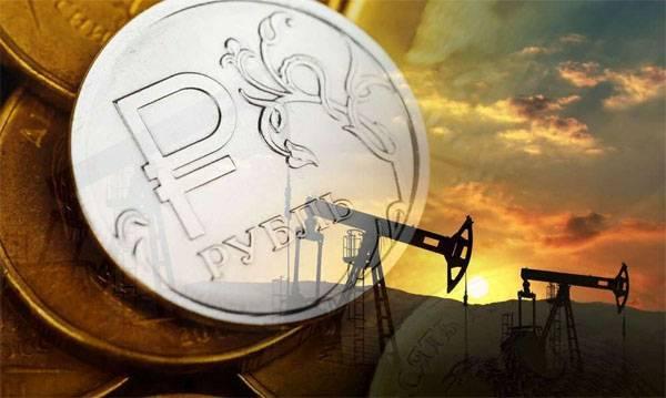 L'étrangeté des nouvelles réalités en Russie: le pétrole coûte cher, le rouble bon marché