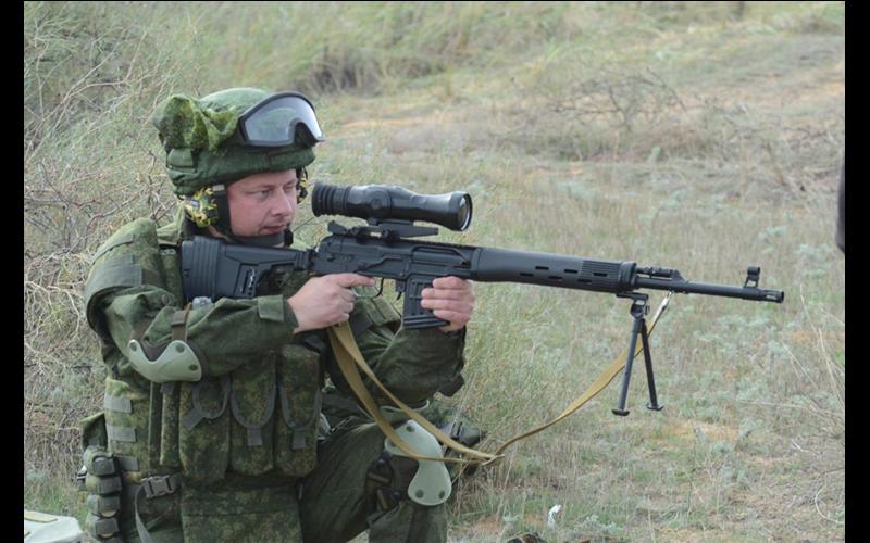 Большое снайперское семейство: СВД и её модификации