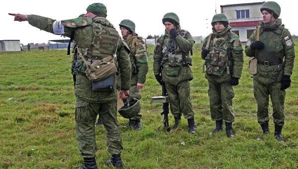 Cerca de Murmansk, se destruye el jihad-mobili de terroristas condicionales.