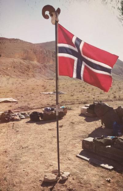 挪威人在叙利亚哪一方战斗?
