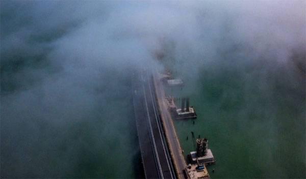 В США предложили Украине начать бомбардировки Крымского моста