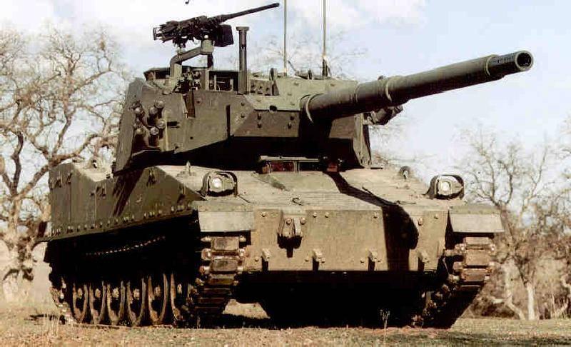 Лёгкий танк M8 AGS (США)