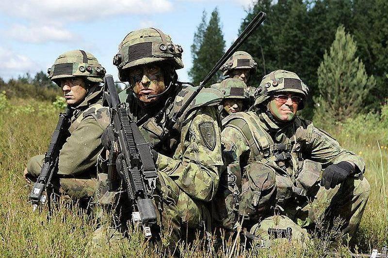 NAF Headquarters of Latvia announces large-scale NATO force exercises