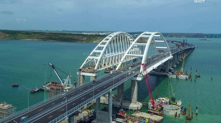 В бессильной злобе. Реакция Запада на Крымский мост