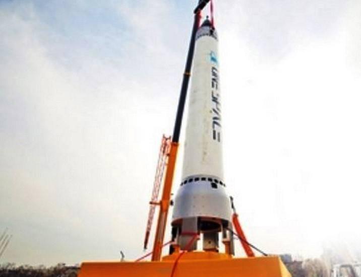 Erster Werbespot. China hat die OS-X-Rakete getestet