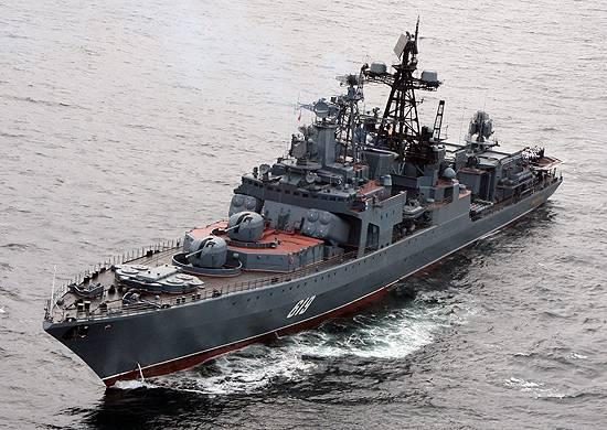 """Что будет с """"покусившимися""""? О возможностях ВМФ РФ в Средиземноморье"""