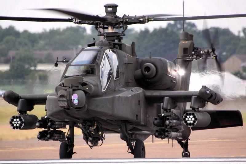 Еще полетает. США продолжат модернизацию ударного вертолёта AH-64 Apache