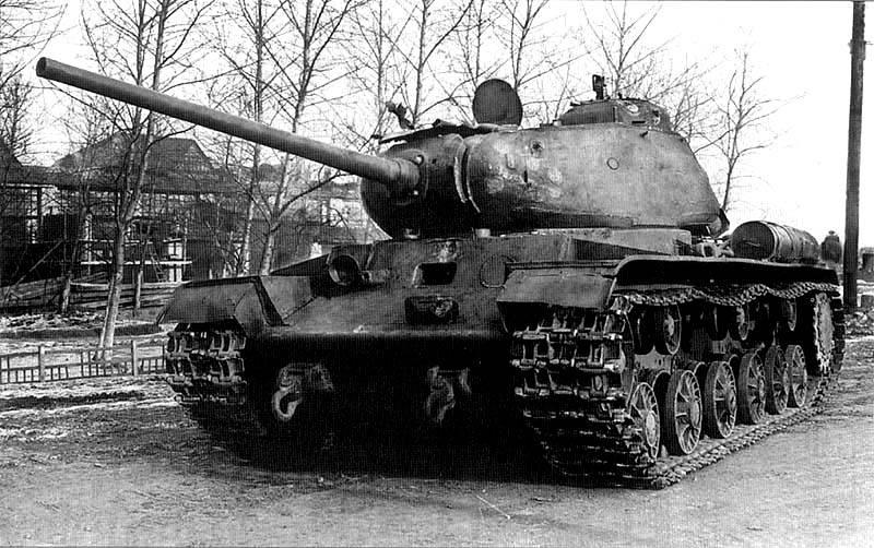 Пять малоизвестных танков периода Второй мировой войны. Часть 1. Тяжелый танк КВ-85