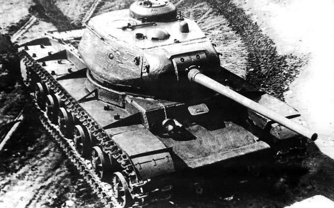 Танки.Пять малоизвестных танков периода Второй мировой войны. Часть 1. Тяжелый танк КВ-85