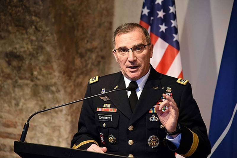 Estados Unidos abrió un nuevo programa de asistencia al ejército georgiano.