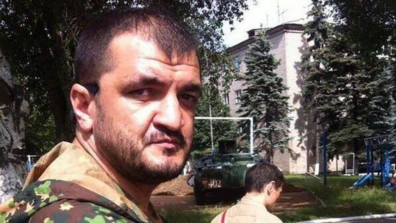 """मृत बटालियन """"Pyatnashki"""" के लिए विदाई ओलेग Mamiev डोनेट्स्क में आयोजित किया जाएगा"""