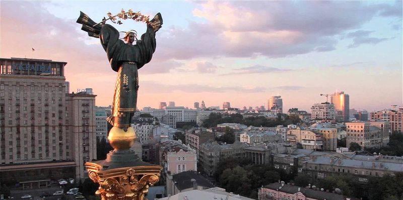 Eco da guerra civil. Novas regras fúnebres de Kiev