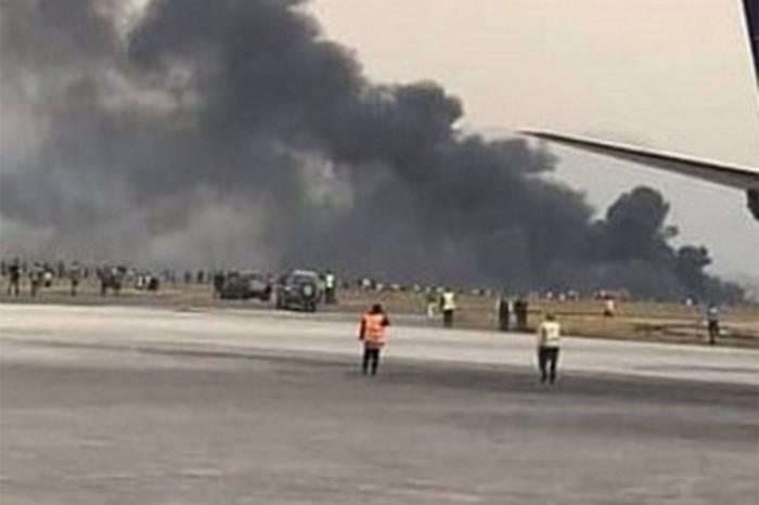 古巴航空公司CubanadeAviación的波音737在古巴坠毁