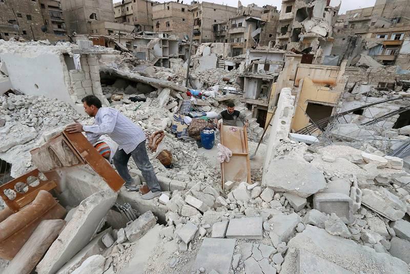 Deixe que eles se restaurem. EUA fecham o programa de recuperação do noroeste da Síria