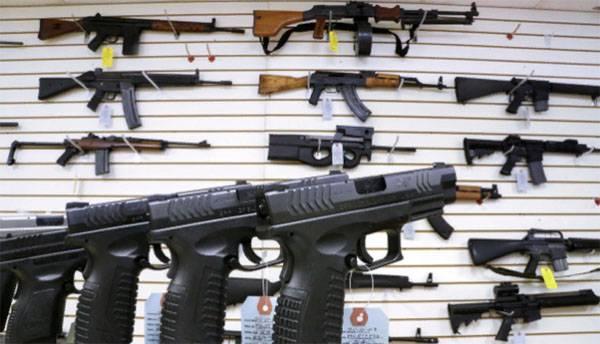 В США предложена конфискация штурмового огнестрела. Реакция оружейных магазинов