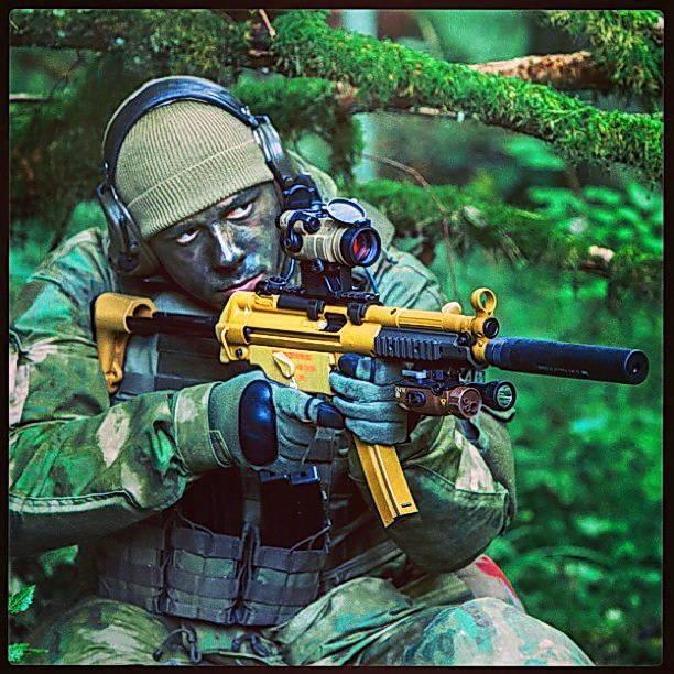 Каким пистолетом-пулемётом вооружат американских военных?