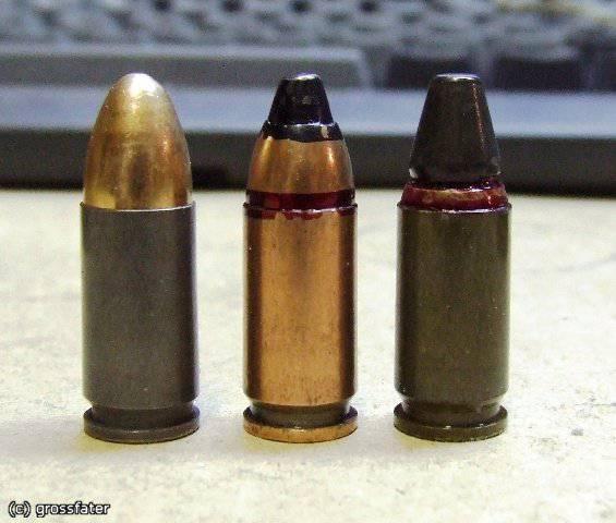 Каким должен быть идеальный пистолет? Субъективное мнение