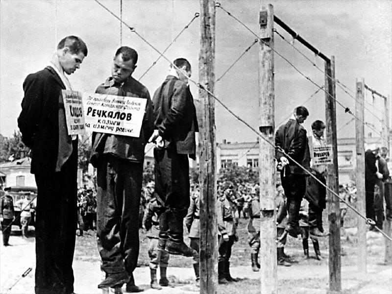 КГБ против полицаев: как ловили гитлеровских карателей