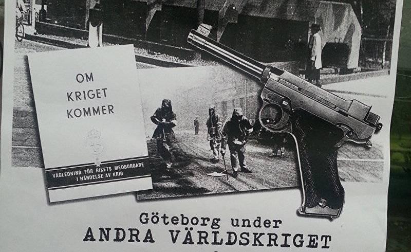 Ежели придет вражда: власти Швеции хотят разослать населению тревожные брошюры
