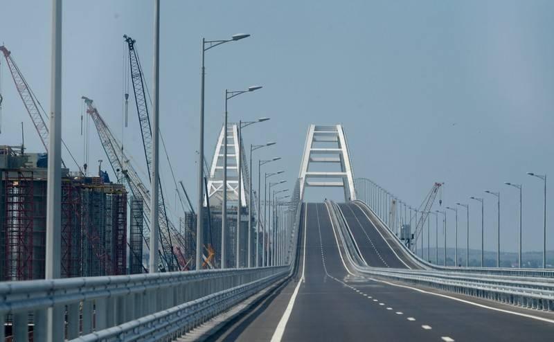 Закройте Крымский мост! Киев подал на Россию в международный трибунал