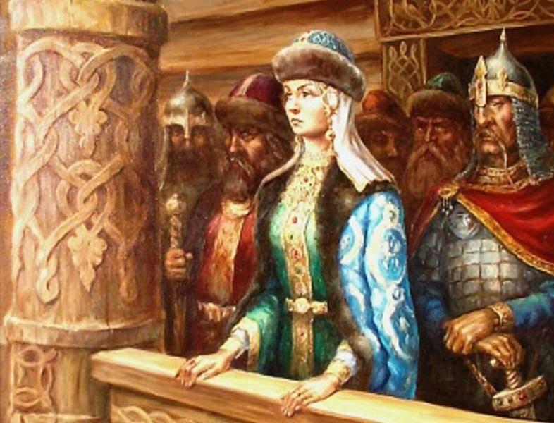 Княгиня Ольга. Загадки биографии первой русской святой