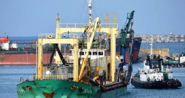 Yeni provokasyon. Ukrayna bir Rus gemi tarak gemisi tutukladı