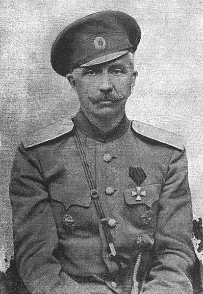 唐共和国阿塔曼克拉斯诺夫