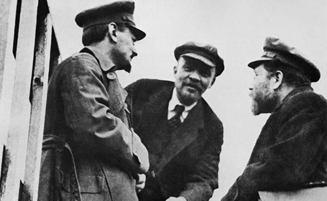 Ouest a aidé les bolcheviks?